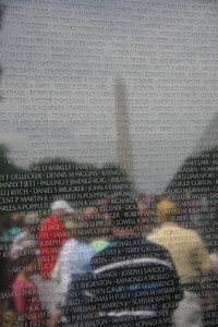 Vietnam Memorial - WDC