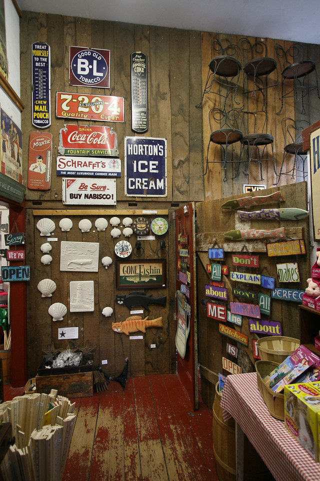Brewster General Store in Cape Cod