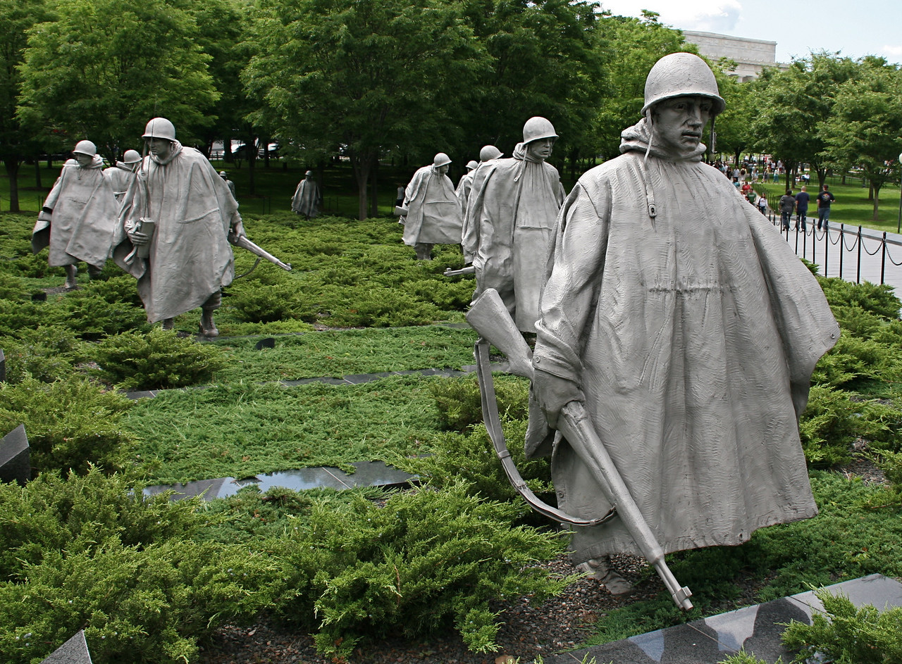 Korean Memorial - WDC