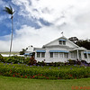 Anna Ranch House in Waimea.  This is a former cattle ranch and is named for Anna Leialoha Lindsey Perry-Fisk (1900-1995).   Anna had pageants on horseback portraying the history of Hawaii.