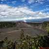 Kilauea Caldera at Noon