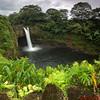 Rainbow Falls - missing the rainbow