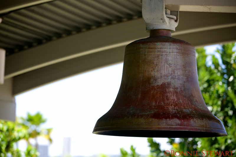 Bell of the USS Arizona