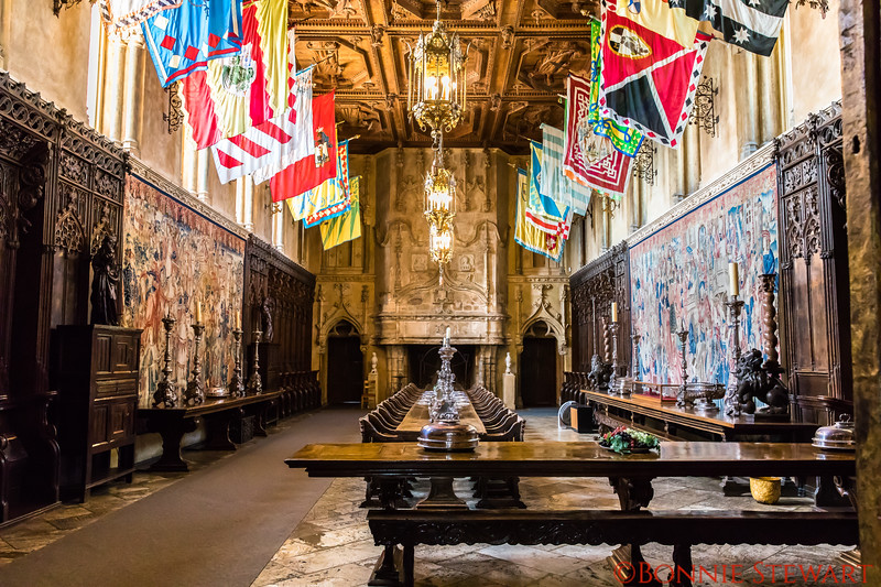 Hearst Castle Formal Dining Room