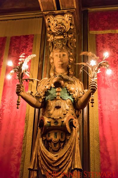 Hearst Castle Decorative Elements