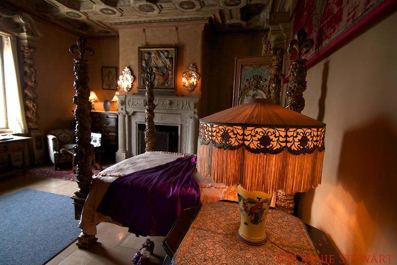 Hearst Castle Marion Davies Bedroom