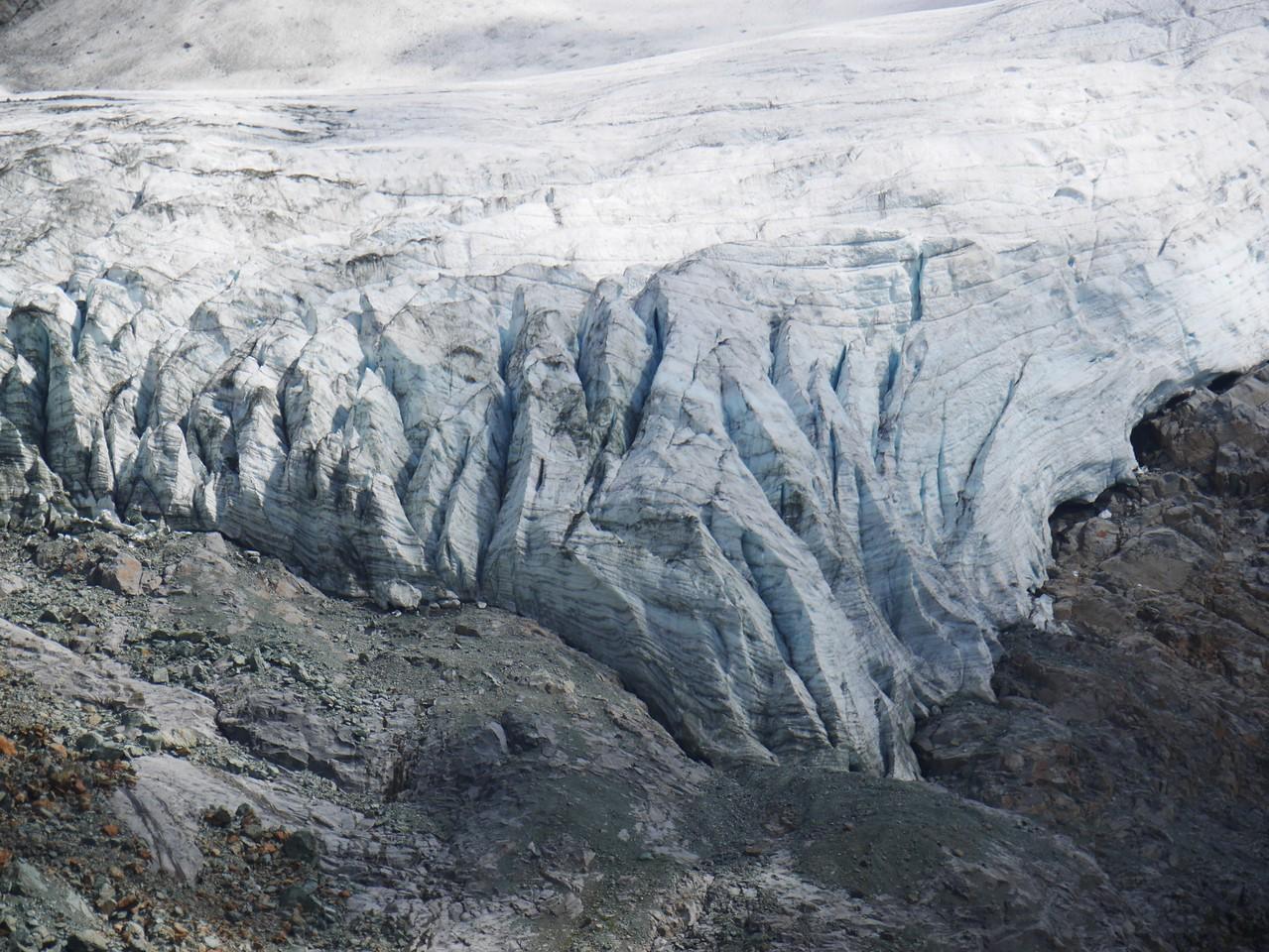 Lake Ann Hike - Mt Shuksan glaciers