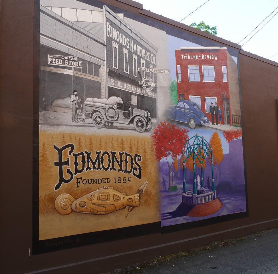 Edmonds Downtown