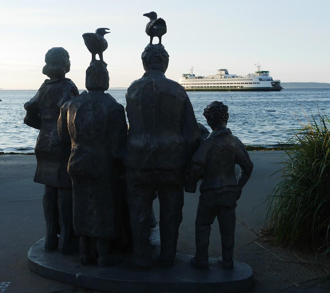 Edmonds Waterfront