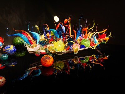 Seattle- Chihuly Garden and Glass
