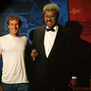 Chris Stewart and Don King, Wax figure made in 1999 in Las Vegas