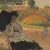 Camille in the garden with Jean and his nanny by Monet.jpg