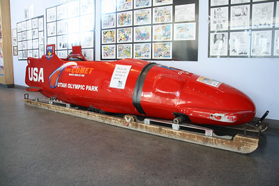 """The Comet"" Bobsled"