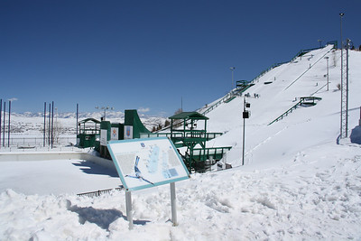 Freestyle Skiing Venue