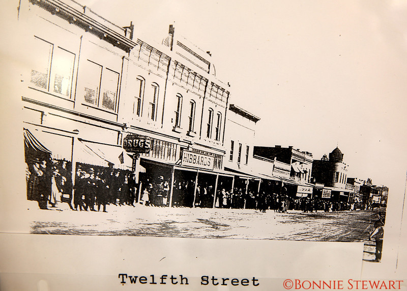 Old Photo of Paso Robles, 12th Street