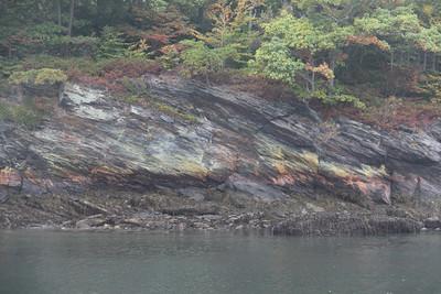 Colorful Slate Rock