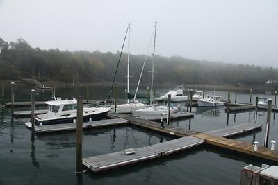Diamond Cove Wharf