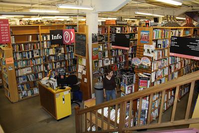 Powell's City of Books Interior