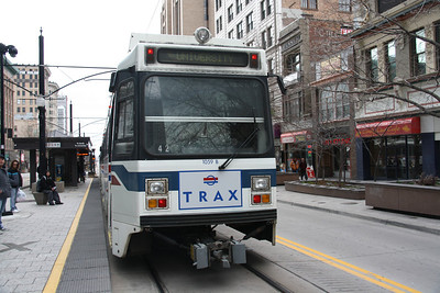 TRAX Light Rail