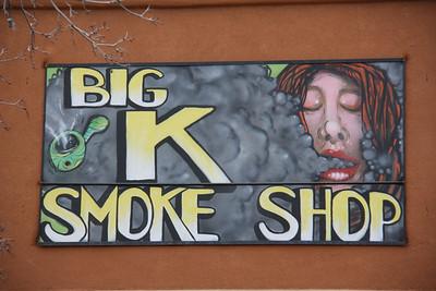 Smoke Store Mural