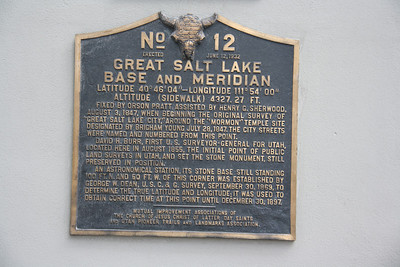 Base and Meridian Sign