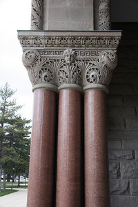 City and County Building Columns