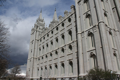 Mormon Temple and Tabernacle