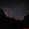 Milky Way from the Watchman's bridge