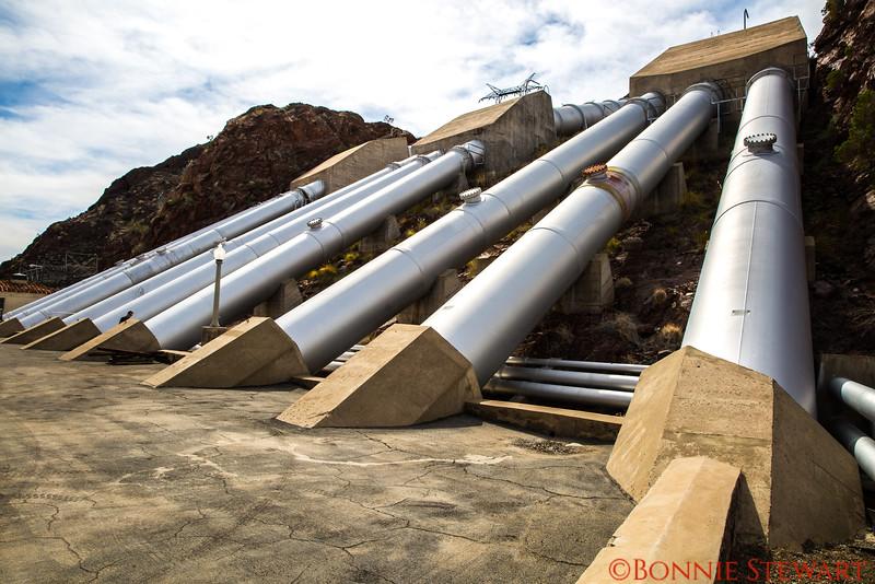 Whitsett Intake Pumping Plant