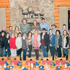 Wranglers of the Hideout and the John Barclay Photo group on our last night at the Magical Hideout Ranch!