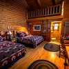A peek at the magical cabins at The Hideout Lodge