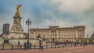 LondonBuckinghamPalace