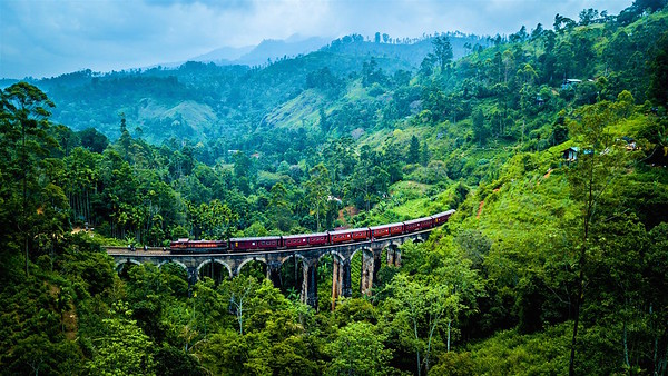 Sri Lanka!!