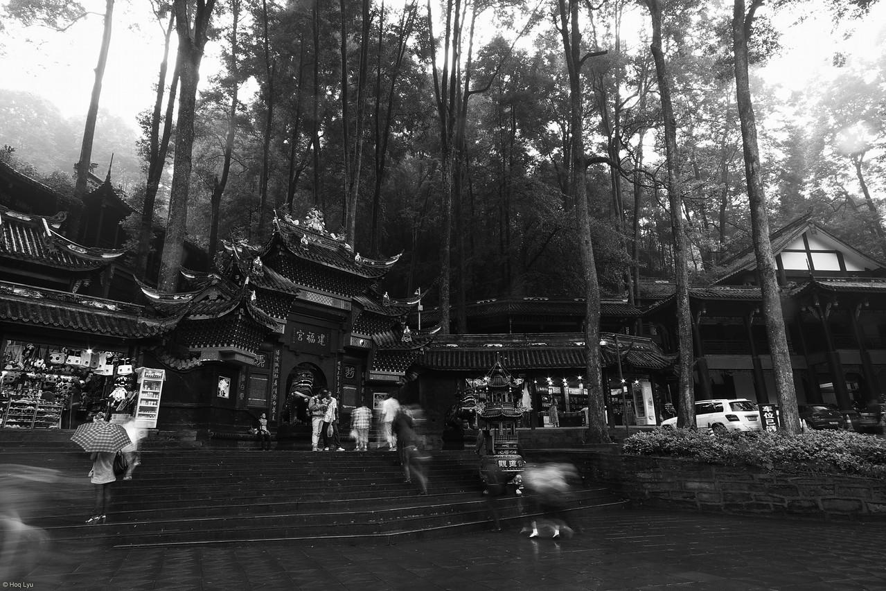 Qingchengshan, 青城山,四川