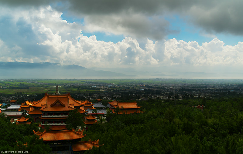 Dali, Yunnan Province. 大理。