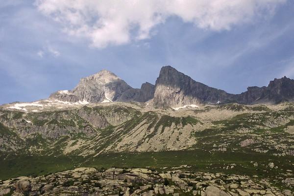 Bergseehutte