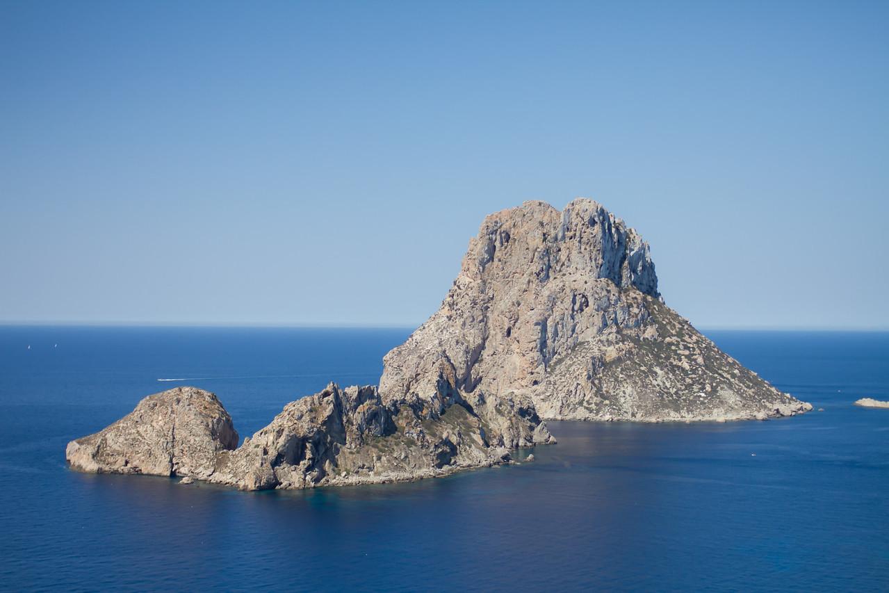 Es Vedrá Island. Ibiza Island