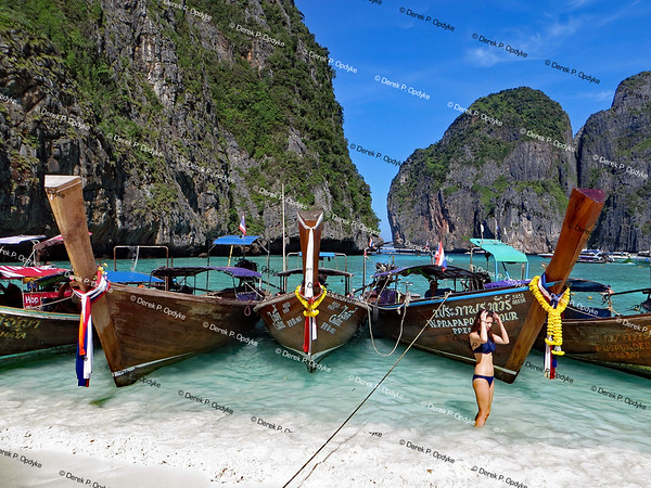 Ko Phi Phi Lee Island, Nov 26th, 2016 - Maya Bay