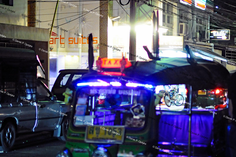 Bangkok, Nov 30th, 2016 - Soi Sukhumvit 11