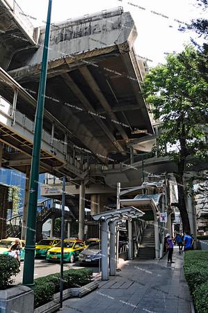 Bangkok, Nov 22nd, 2016 - Sukhumvit Road