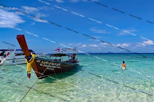 Ko Mai Phai Island, Nov 26th, 2016 - Bamboo Beach