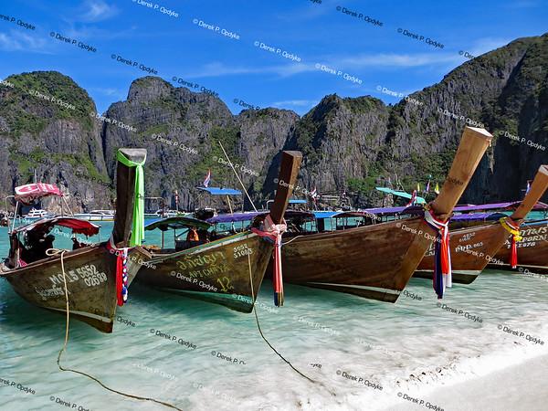 Ko Phi Phi Lee Island, Nov 26th, 2016 - Maya Bay