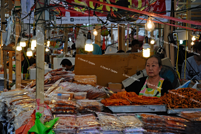 Bangkok, Nov 24th, 2016 - CentralWorld (Outdoor Market)