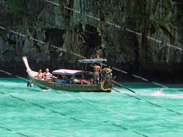 Ko Phi Phi Lee Island, Nov 26th, 2016 - Pileh Lagoon