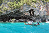 Ko Phi Phi Lee Island, Nov 26th, 2016 - Viking Cave