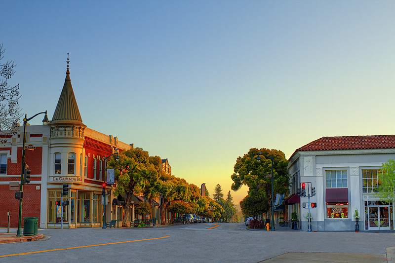 Los Gatos, Ca: My adopted home town.