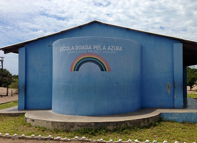 Azura's Rainbow Fund primary school