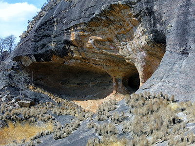 Caves in the Niassa Reserve