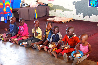Nhallalala Creche, projects supported by Africa Foundation