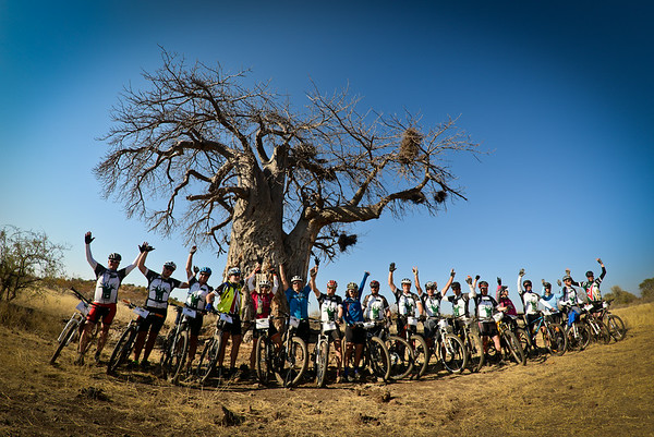 2014 Nedbank Tour de Tuli : Children in the Wilderness